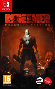 Redeemer Enhanced Edition - Nintendo Switch - Amazon.co.uk Prime £17.99 / Non Prime £20.98 incl. delivery