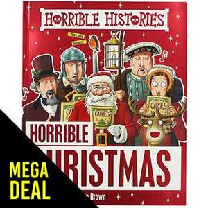 Horrible Histories - Horrible Christmas £2.50 @ The Works