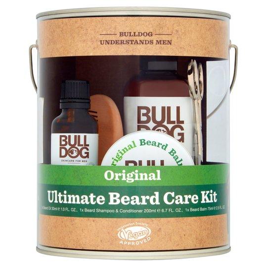 Bulldog Ultimate Beard Care Kit £12.50 @ Tesco