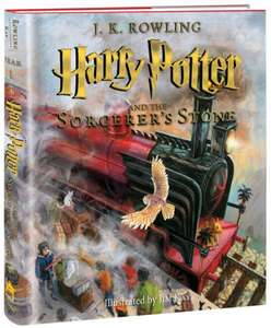 Harry Potter Illustrated, collection on first 3 books - £47.99 instore @ Costco (Chingford)