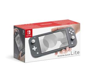 Nintendo Switch Lite Grey - Used (Like New) £147.38 @ Amazon Warehouse Deals