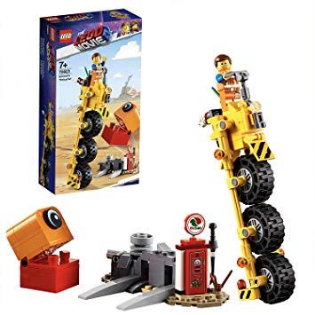 Lego Movie 2 Emmet's Thricycle 70823 - £4 @ Sainsbury's