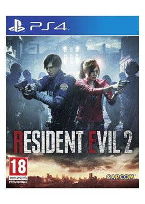 Resident Evil 2 Remake (PS4) £15.85 Delivered @ Base
