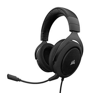 Corsair HS50 Stereo Gaming Headset (PS4, Switch, Xbox & PC compatible) £31.99 delivered @ Amazon