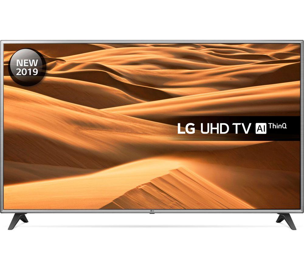 """LG 75UM7000PLA 75"""" Smart 4K Ultra HD HDR LED TV - £849 @ Currys"""