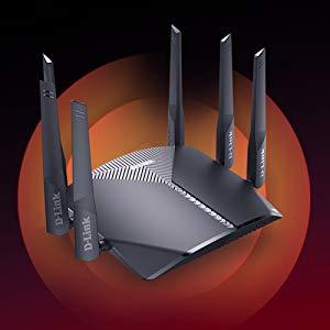 D-link DIR 3060 EXO AC3000 Smart Mesh WI fi Gaming Router - £94.89 @ Amazon