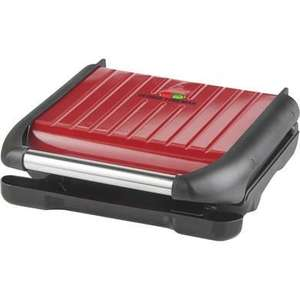 george foreman 25040 Family-sized 5 Portion Health Grill - Red £22.99 Delivered @ Appliances Direct