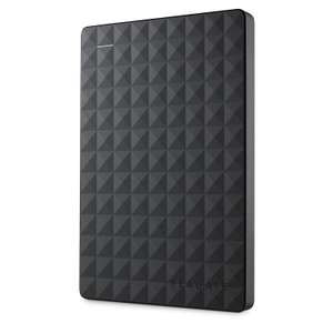 Seagate STEA1000400 Expansion Portable External Portable Hard Drive Product Card with Registration Code, 1TB, Black, 2019 £38.69 @ Amazon