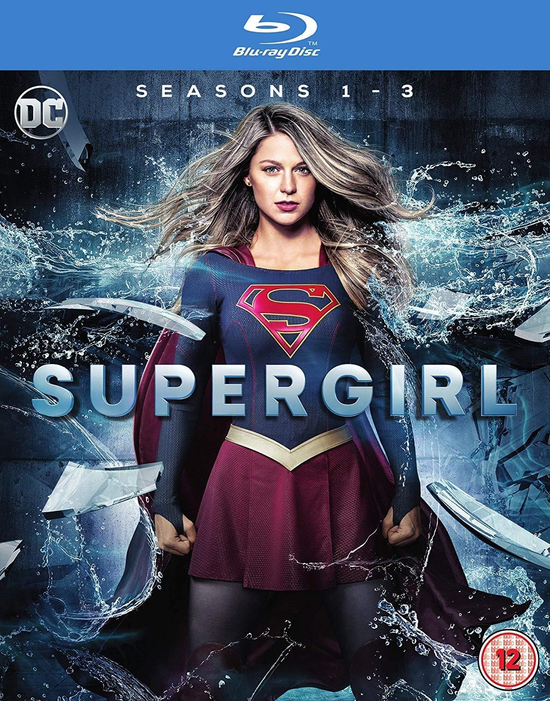 Supergirl: Season 1-3 Standard Edition Box Set Blu-Ray £22.49 @ amazon.co.uk