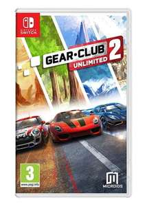 Gear Club Unlimited 2 (Nintendo Switch) for £16.99 delivered @ Base