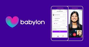 £20 off a Babylon Health yearly plan - £69.99