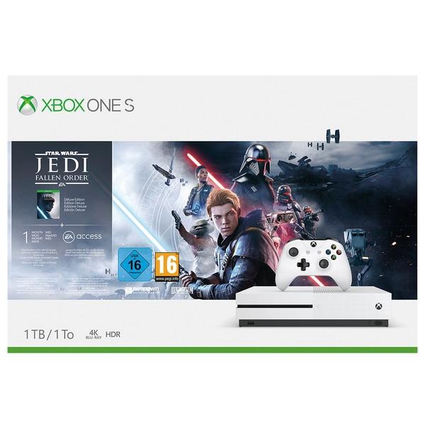 Xbox One S 1TB Star Wars Jedi: Fallen Order Bundle - £169.99 - Smyths