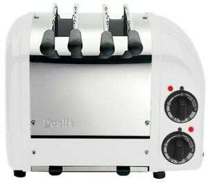 New Dualit Two Sandwich Toaster in White £135 @ Catering Parts UK via ebay store