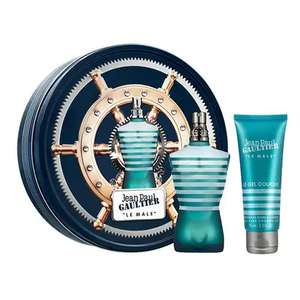 Jean Paul Gaultier Le Male EDT 75ml Gift Set £34.99 delivered (£31.50 for Students) @ The Perfume Shop