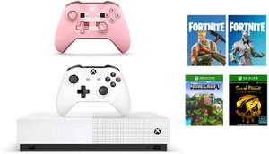 Xbox One S All-Digital Edition + Extra Controller £139.99 @ Amazon
