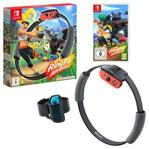 Ring Fit Adventure for Nintendo Switch £56.33 @ Amazon France