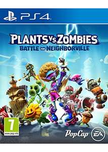 Plants Vs Zombies : Battle For Neighborville (PS4 / Xbox One) - £19.85 delivered @ Base