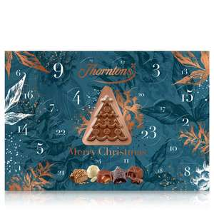 Thorntons Rituals Advent Calendar Reduced to £5 or 3 for £10 + use 10% code and its £12.95 Delivered @ Thorntons