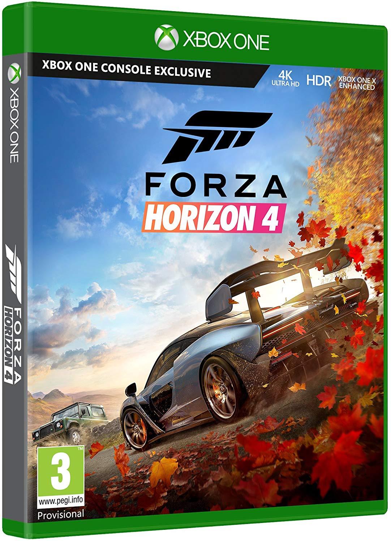 Forza Horizon 4 Standard edition (Xbox) £19.99 + £2.99 delivery NP @ Amazon