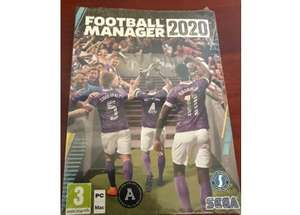 Football Manager 2020 - £16.95 delivered @ Southport FC