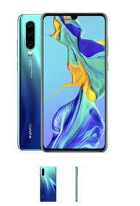 Huawei P30. 4GB data & unlimited mins. £20 a month & £99 upfront - £579. 02 at Affordable mobiles via TechRadar