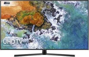 Samsung UE55NU7400 55-Inch Dynamic Crystal Colour 4K Ultra HD Certified HDR Smart TV - £449 @ Amazon