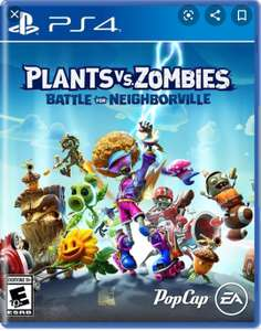 Plants Vs Zombies: Battle for Neighborville (PS4 or Xbox) - £21.99 @ Argos