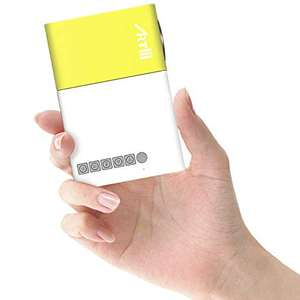Pico Smartphone Projector £37.99 +£1.99 delivery @ Groupon