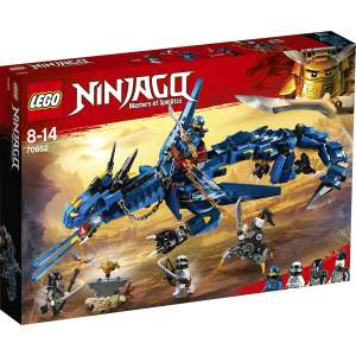 Lego 70652 Ninjago Stormbringer - £20 @ Sainsbury's