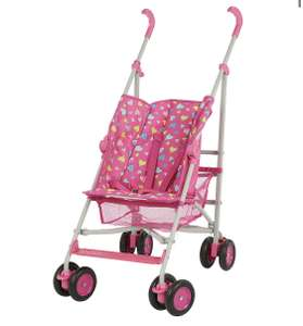 Mothercare Jive stroller- Hearts £19 @ Mothercare free c&c
