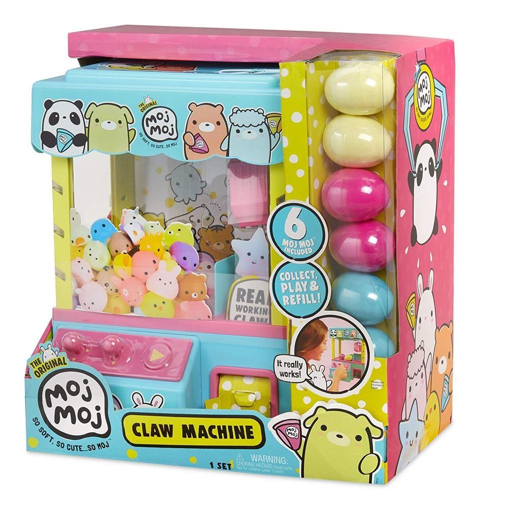 Moj Moj Claw machine Playset £19.99 (Free Click & Collect) @ The Entertainer