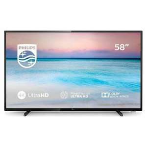 Philips 58PUS6504/12 58inch 4K UHD LED SMART TV WiFi Dolby Atmos Freeview HD £429 @ Electrical Discount UK