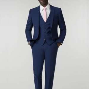 Up to 50% off Sale + extra 10% Off with code @ Suit Direct e.g. Scott & Taylor Blue Tailored Fit 2 Piece Suit now £44.10