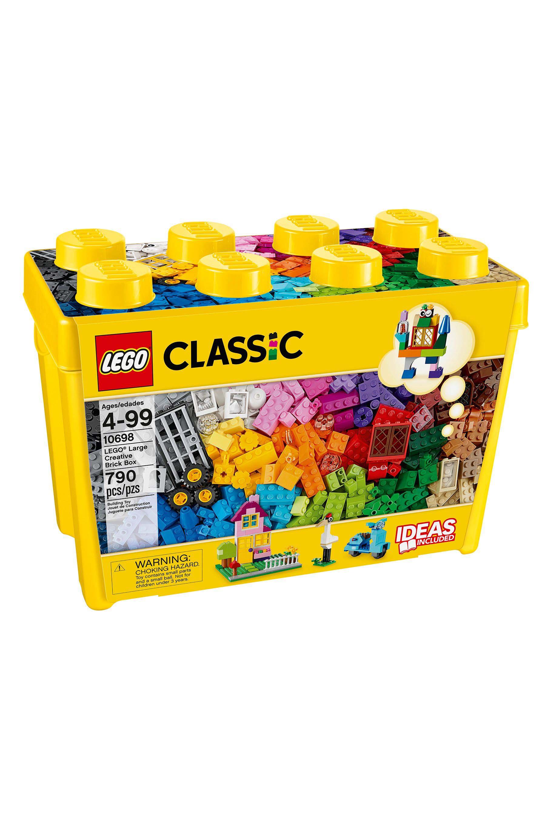 Lego Large Classic Creative Set & Large Playground Duplo Set £20 at Tesco
