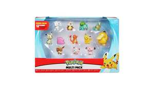 Pokemon Ultimate Multi Figure Pack £14 with code @ Argos