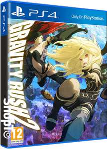 Gravity Rush 2 (PS4) £11.85 Delivered @ Shopto