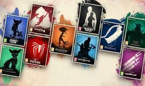 Only On PlayStation (Exclusive to GAME) £11.99 each (Spiderman £15.99) @ Game.co.uk