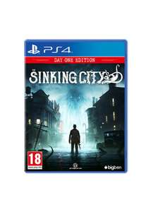 The Sinking City - Day One Edition PS4/Xbox One £19.85 @ Base