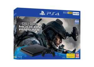 PlayStation 4 COD + Now tv 2 month entertainment pass £199 @ Game