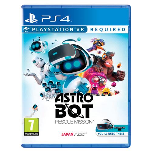 Astro Bot Rescue Mission (PSVR/PS4) £12.99 Delivered @ Monster-Shop