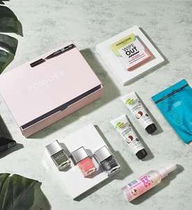 All Beauty Boxes (was £40) Now £10 + Free Delivery @ Powder e.g Special Edition Box - includes Eyeko, Nails Inc, St Tropez, Magnitone & more