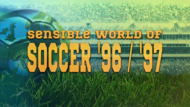 Sensible World of Soccer 96/97 - £1.19 @ GOG.com