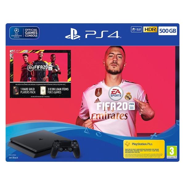 PS4 500GB FIFA 20 Bundle £199.99 @ Smyths