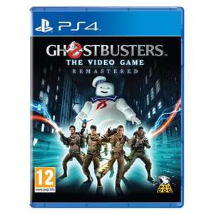 Ghostbusters: The Video Game Remastered (PS4) £14.99 Delivered @ Monster-Shop
