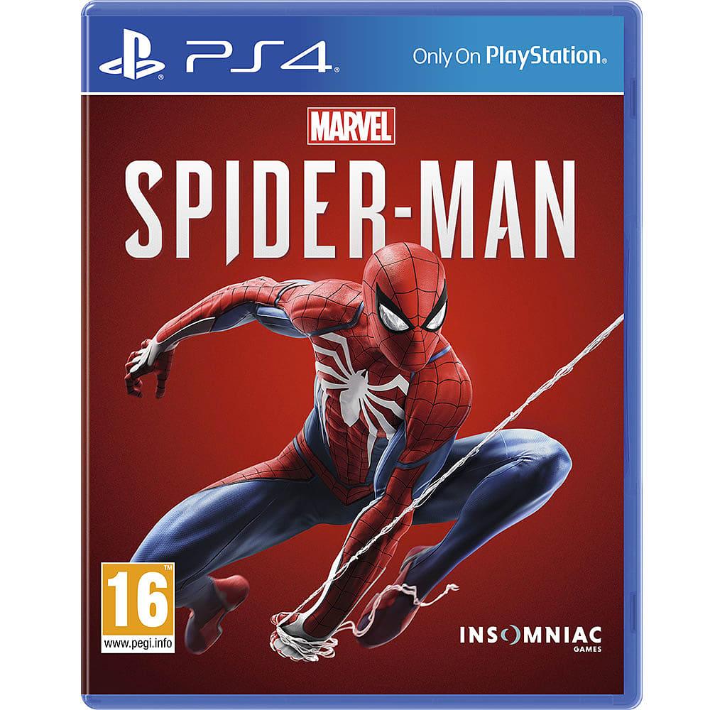 """Marvel's Spider-Man"" [PlayStation 4] £15.99 at GAME.co.uk"