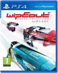 WipEout Omega Collection (PS4) - £11.85 delivered @ ShopTo