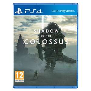 Shadow of the Colossus / Last Guardian / Last of us Remastered (PS4) - £9.99 delivered @ Monster Shop