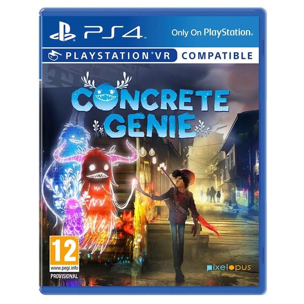 Concrete Genie PS4 - £14.99 @ Smyths (free click + collect)