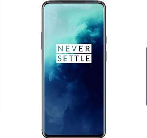 OnePlus 7T Pro 256GB 8GB RAM Dual SIM (Unlocked for all UK networks) Flashed OS - Haze Blue Smartphone £558 @ Wonda Mobile