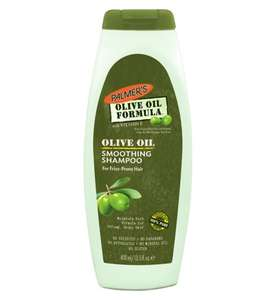 Palmer's Olive Oil Formula™ Smoothing Shampoo With Jamaican Black Castor Oil 400ml £2.66 @ Boots Shop
